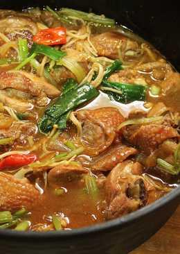 【御釀滷煮入味】花雕雞(湯汁拌飯版)