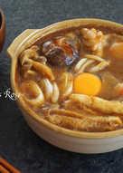 鍋燒咖哩烏龍麵