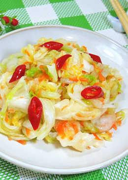 高麗菜泡菜