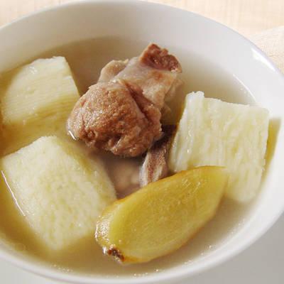 【厚生廚房】山藥排骨湯