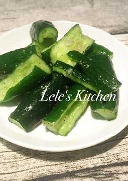 涼拌小黃瓜(阿基師快速入味版)