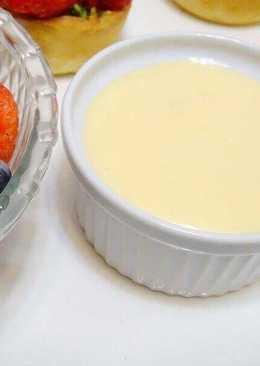 卡士達醬(含水果塔示範)