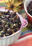 法式藍莓布丁 Clafoutis