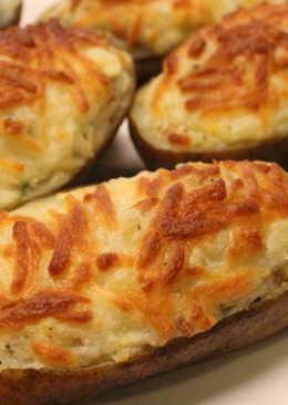 焗烤馬鈴薯盅