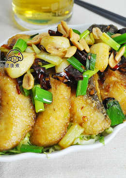 椒麻鱘龍魚