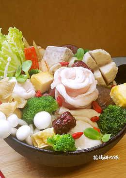 日式昆布柴魚養身鍋