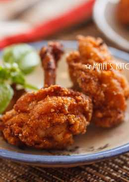 豆乳雞 (腐乳雞)
