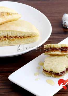 一鍋到底!電鍋料理~~麵煎粿+低卡鬆餅