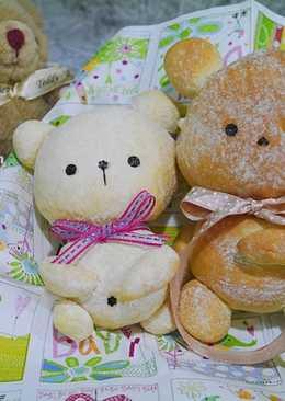 超萌~小熊麵包