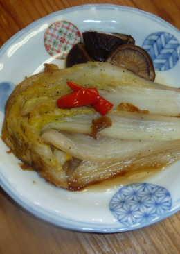 日式白菜滷