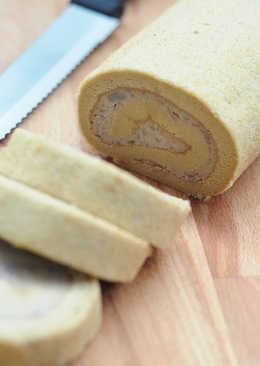 芋頭蛋糕捲 Taro cake roll