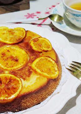 義式鄉村風味~反轉香橙蛋糕