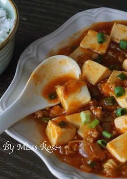 韓式麻婆豆腐
