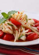 【家樂福廚房】低熱量輕食》泰式涼拌花枝