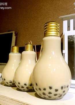 EU Life 燈泡珍珠奶茶