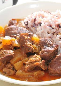 【御釀滷煮入味】美味英式燉牛肉(台灣食材改良版)
