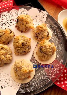 蜜棗椰絲蜂蜜馬卡龍-奧地利聖誕節傳統美食
