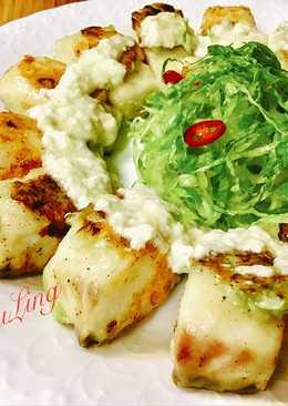 豆腐起司🐠鯛魚片