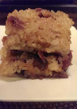 酒香桂圓米糕