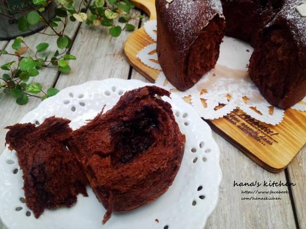 巧克力夾心麵包