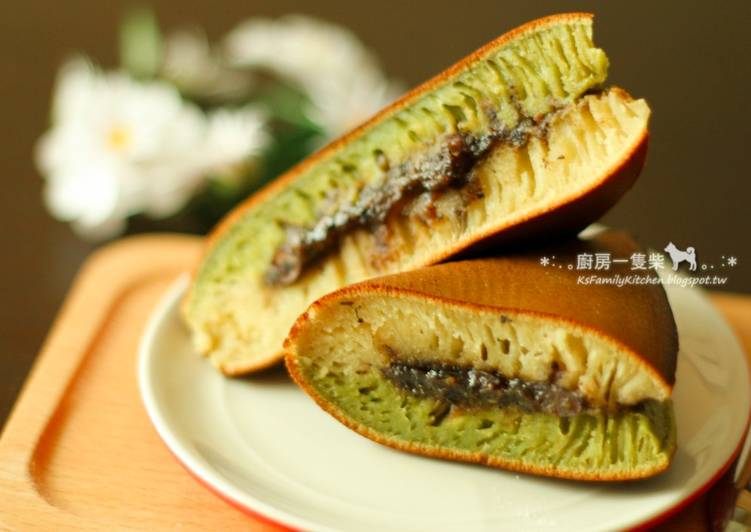 雙色花生芝麻麥煎 食譜成品照片