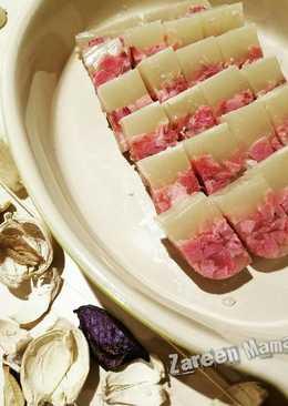 上海冷盤 《上海肴肉》