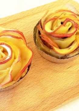 蘋果玫瑰派