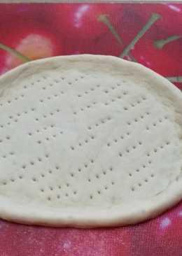 (煮食影片)厚皮薄餅皮 (pizza皮)