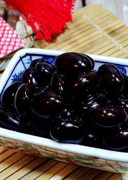日本年菜料理-黑豆