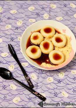 豆腐白玉丸