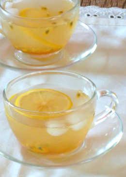 百香蜂蜜檸檬水