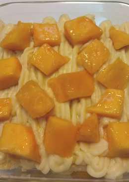 芒果寶盒(芒果蛋糕)