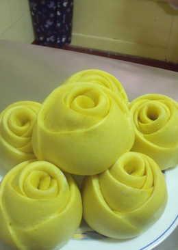 黃玫瑰饅頭