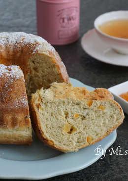 橙皮伯爵茶麵包