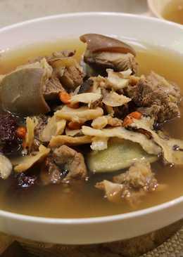 藥膳燉羊肉湯