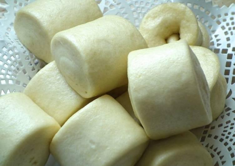 豆渣饅頭(老麵法) 豆渣小饅頭 影音 美善品料理