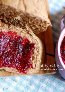 蔓越莓果醬(快速版)