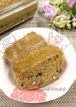 紅豆黑糖糕(電鍋版)