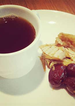 【紅棗老薑黑糖茶】
