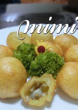 菇菇蕃薯qq球