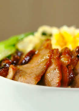 【家樂福廚房】三步驟!自製蜜汁叉燒