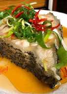 清蒸豆鼓龍膽石斑魚