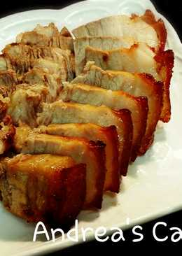 港式脆皮燒肉(腩)