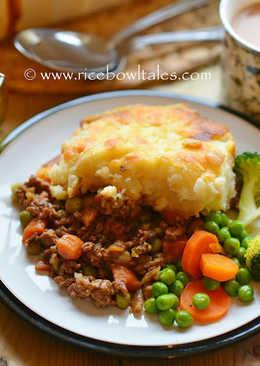 牧羊人派 Shepherd's Pie