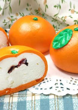 大桔大利-橘子饅頭