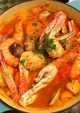 番茄海鮮湯 @188懶人料理