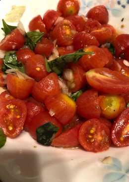 義式涼伴蕃茄
