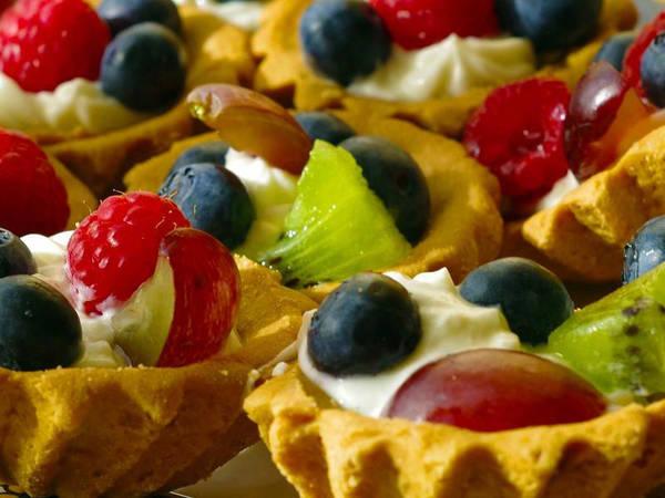 十分鐘簡單做烘焙-新鮮水果塔/水果派