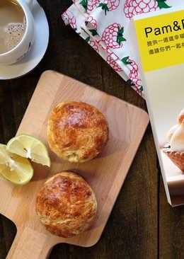 【傳統英式鬆餅Scone司康】酥脆外皮搭配蓬鬆有嚼勁的內陷