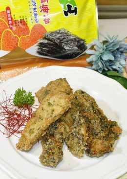 【元本山幸福廚房】酥炸海苔杏鮑菇